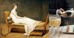 Classic art and fabulous champagne with Artventures