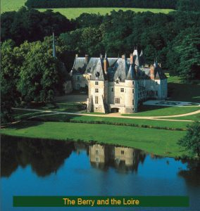 Castles, fourmet food and wine