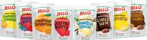 New Jell-o Simply Good mixes
